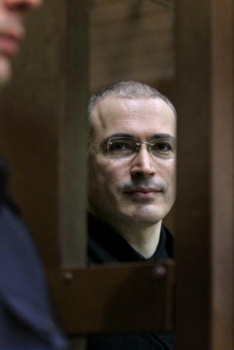 Mijaíl Khodorkovsky  Delito: Mijaíl Khodorkovsky, ex propietario de la p...