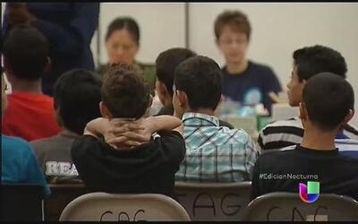 Experta explica la situación de niños inmigrantes