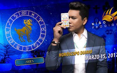 Niño Prodigio - Aries 15 de marzo, 2017
