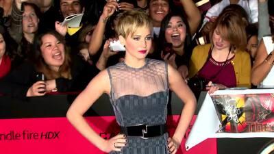 Filtran fotos comprometedoras de Jennifer Lawrence