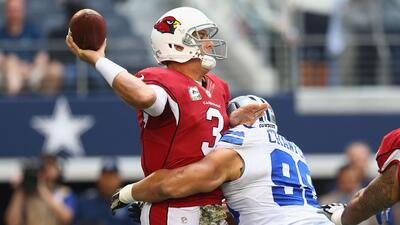 Highlights Semana 9: Arizona Cardinals vs. Dallas Cowboys
