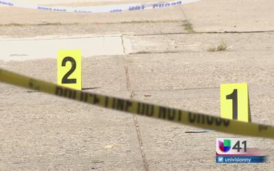 Dos muertos y siete heridos durante sangriento fin de semana