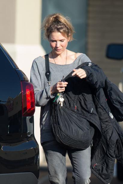 La última aparición de Renée ante las cámaras avivó los rumores de que s...