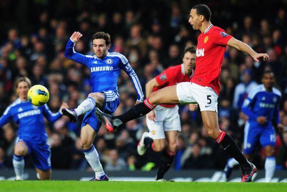 El duelo más esperado de la fecha 24 de la Liga Premier inglesa tuvo en...