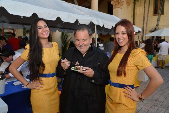 No cabe duda que Raúl se dejó consentir, como un gran invitado especial.