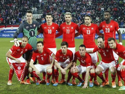 Suiza competirá en un grupo muy parejo, el E, con Ecuador, Franci...
