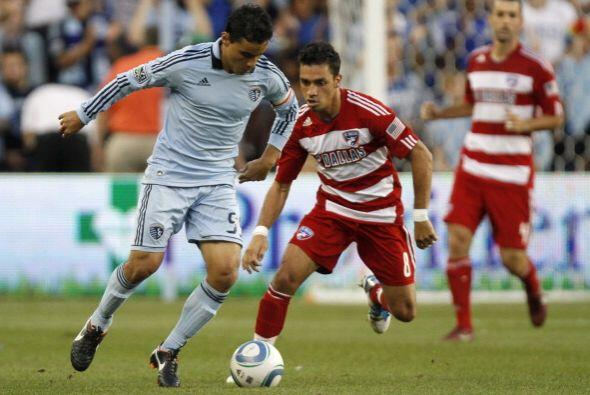 FC Dallas le robó una victoria a domicilio a Sporting Kansas, pues los l...