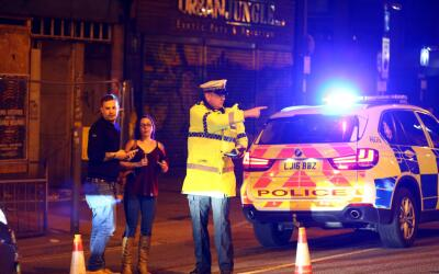 La policía de Manchester está pidiendo a la gente evitar e...