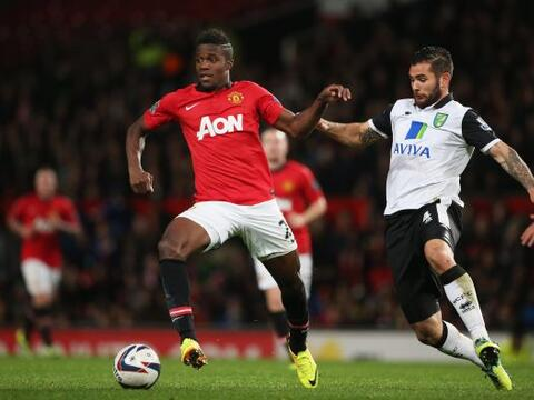 El Manchester United encaró la cuarta ronda de la Capital One Cup...