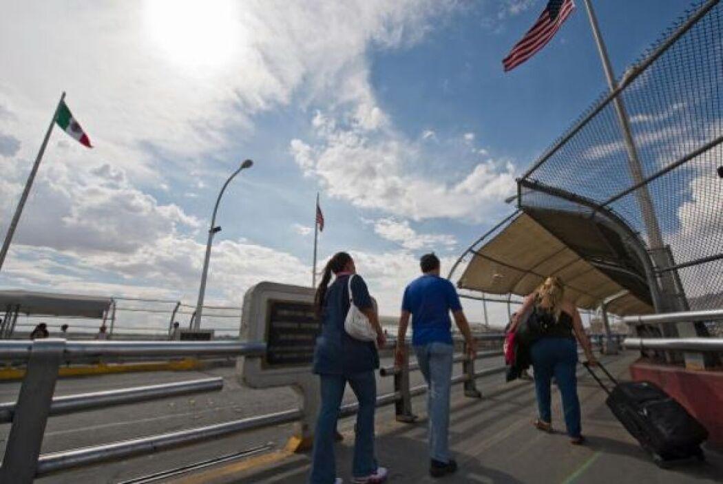 Ciudad Juárez es una ciudad fronteriza con El Paso, Texas.
