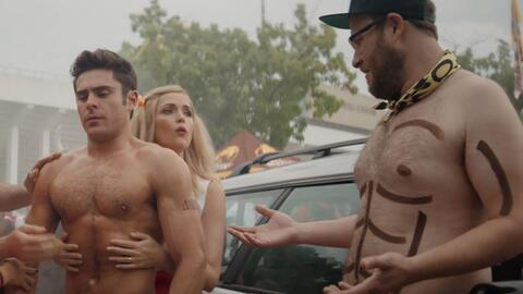 'Neighbors 2': aceitando a Zac Efron