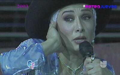 Retrojueves: Beatriz Adriana fue humillada cuando cancelaron uno de sus...