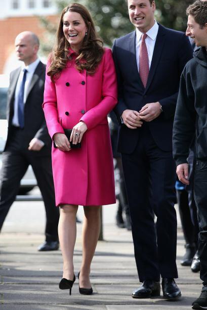 Los Duques de Cambridge siguen con una agenda de trabajo repleta.