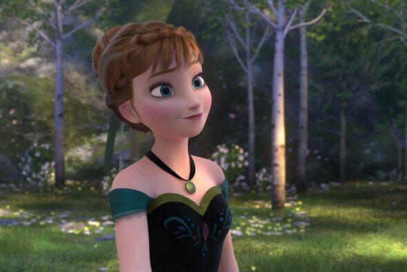 """La película """"Frozen"""" sí tiene su mérito por lo que recaudó en taquilla...."""