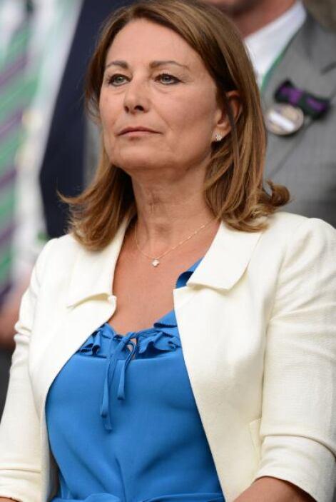 La suegra del príncipe William es reconocida por mantener un bajo perfil...