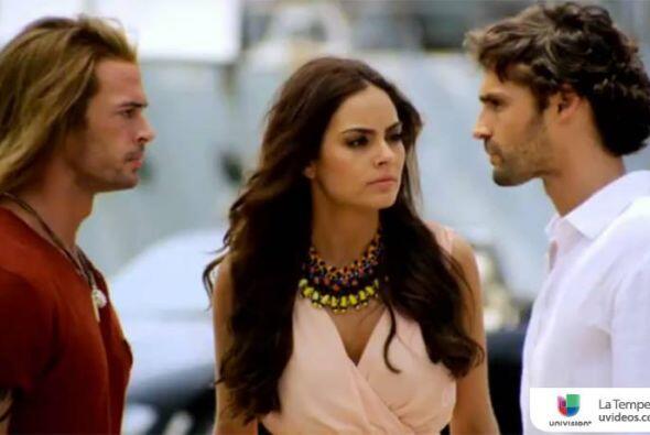 La ex Miss Universo mexicana, Ximena Navarrete protagonizó uno de...