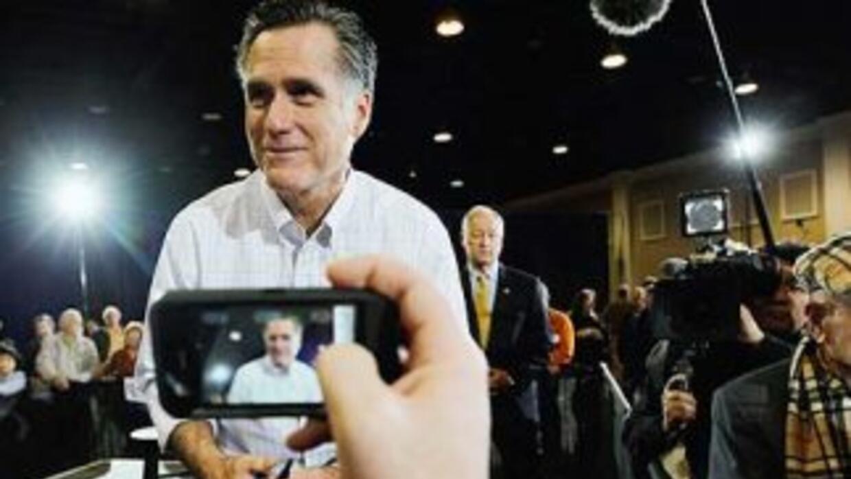 Romney, como otras figuras republicanas, está apostando al descontento d...