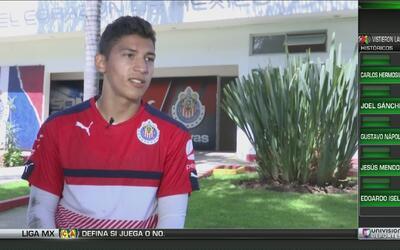 """Ángel Zaldívar: """"Los delanteros mexicanos somos pocos y estamos levantan..."""