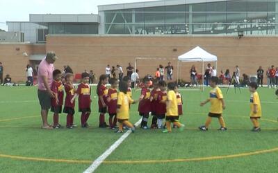 Cuna de futbolistas en Nueva Jersey: La importancia del saludo