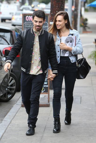 Joe Jonas y Blanca Eggenschwiler son una de las parejas más 'chic' de lo...