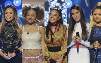 VOTA Las chicas volvieron a ser solistas, ¿cuál te gustó más?