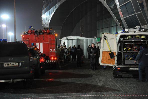 La explosión se estima fue equivalente a entre 3 y 10 kilos de trilita,...