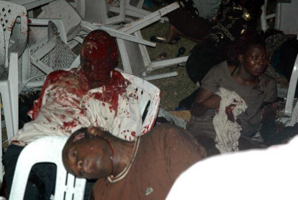 Las bombas estallaron en un restaurante etíope del sur  y en un club de...