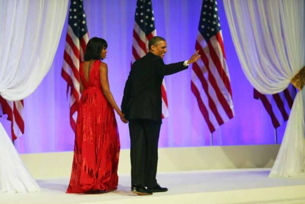 Obama dijo que este largo día de festividades por el inicio de un nuevo...