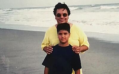 """Juan Gabriel a su hijo Luis Alberto: """"tu y yo somos la misma persona"""""""