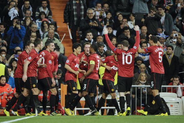 Manchester United daba la campanada, al menos tomando en cuenta la apues...