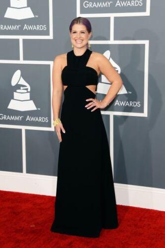 """Sin duda, una de las mejores vestidas de la noche fue la """"fashionista"""" K..."""