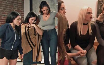 La pelea entre Mary Fredette y Carmen Ríos dividió a las chicas y provoc...