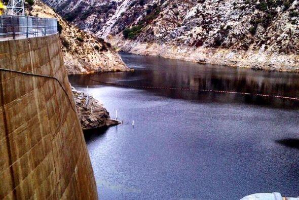 1 billón de galones de agua se recolectaron durante el temp...