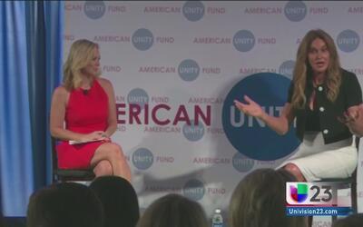 Caitlyn Jenner se identifica como republicana y aboga por tolerancia
