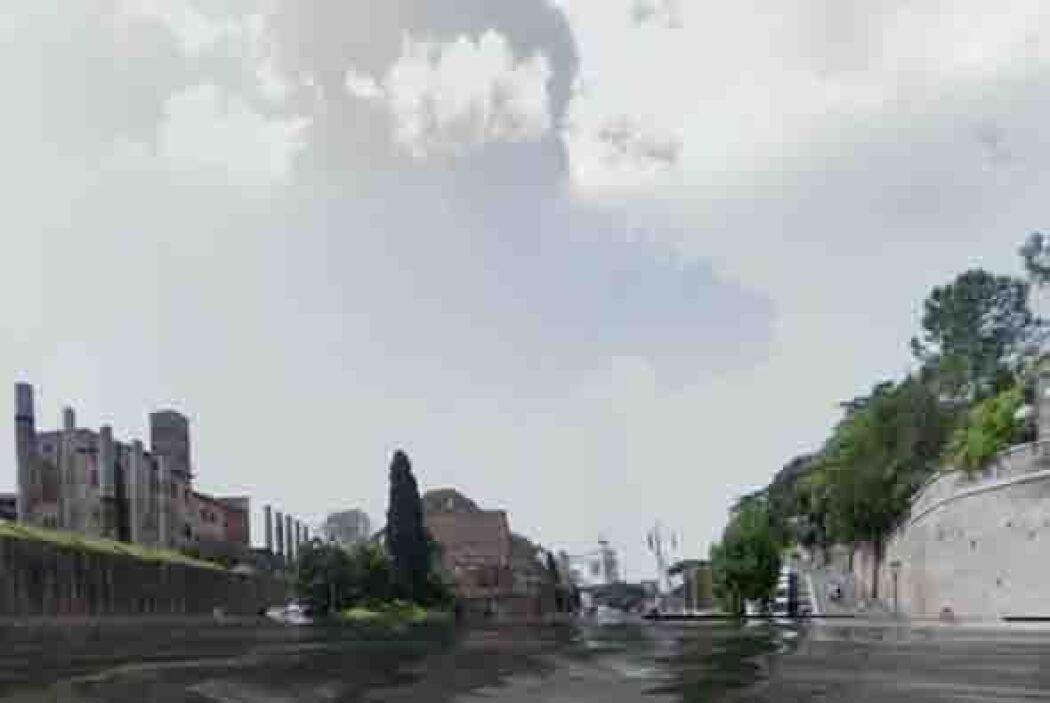 La elevación del agua sería tan grande como para inundar ciudades entera...