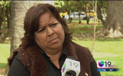 La Mesa: Maria tuvo que salir de México tras ser amenazada de secuestro