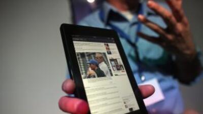 El Kindle de Amazon es uno de los ejemplos más cercanos de que el mercad...
