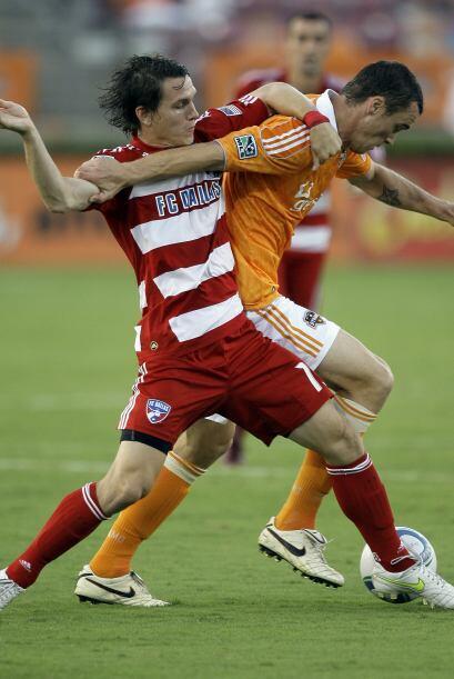 Houston Dynamo y Dallas FC protagonizaron un espectacular empate en el e...