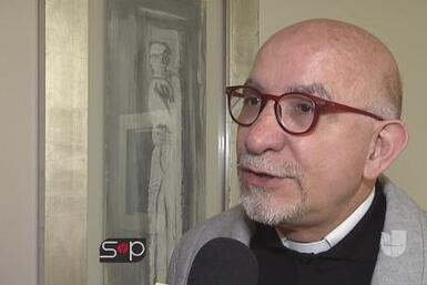 El padre José de Jesús Aguilar aclaró la polémica por la boda religiosa...