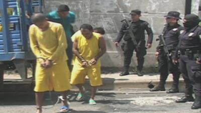 Juzgan a pandilleros como terroristas