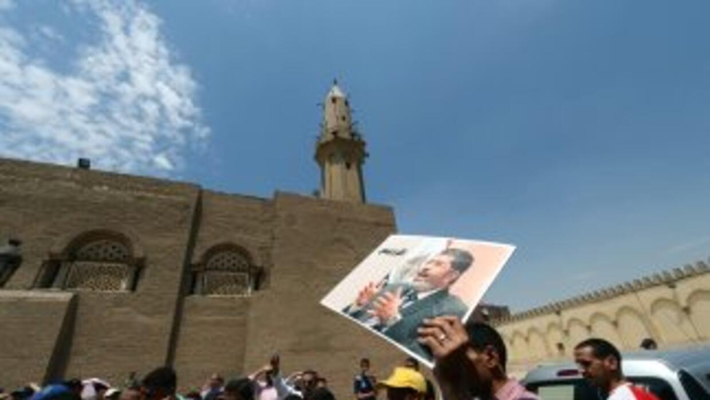 El Consejo Supremo de las Fuerzas Armadas (CSFA) de Egipto criticó el vi...