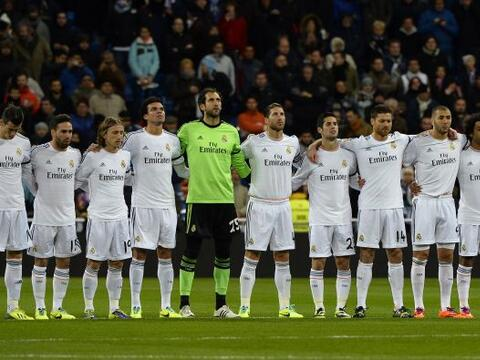 Real Madrid jugó su segundo partido consecutivo sin Cristiano ron...