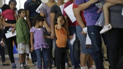 La Acción Ejecutiva busca evitar la separación de familias.