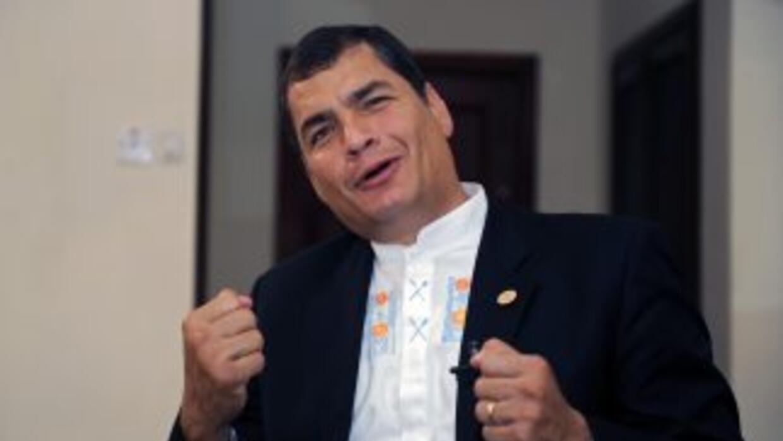 Rafael Correa continúa proyecto político