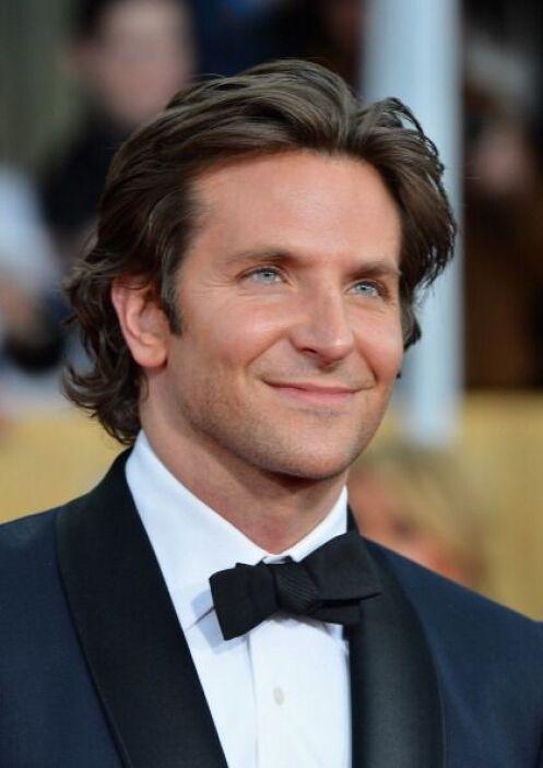 Al que sí valió la pena hacerle un close-up fue a Bradley Cooper. ¡De qu...