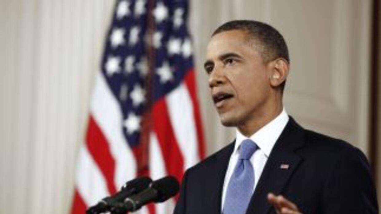 El gobierno de Obama ordenó la suspensióndelprogramaque permitía la c...