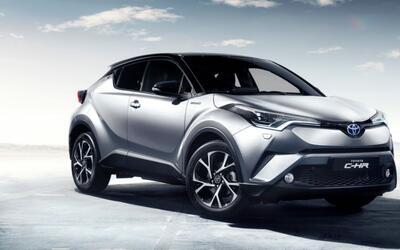 Conoce el diseño de la nueva Toyota CH-R, una locura coherente
