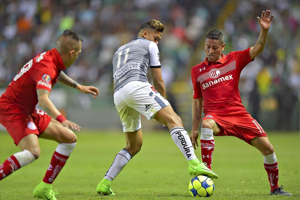 Mauro Boselli reconoció que su gol contra Toluca debió invalidarse  Carl...