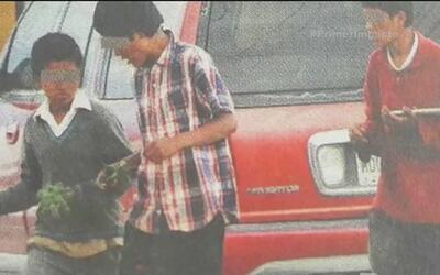 Niños en México son acusados de matar a las mascotas y amenazar a los ve...
