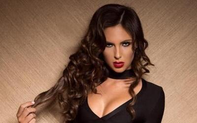 La bella modelo engalanó el Gran Premio de Mónaco con su espectacular be...